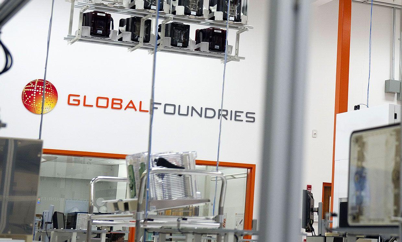 2012 photograph of Global Foundries' Malta, NY location.