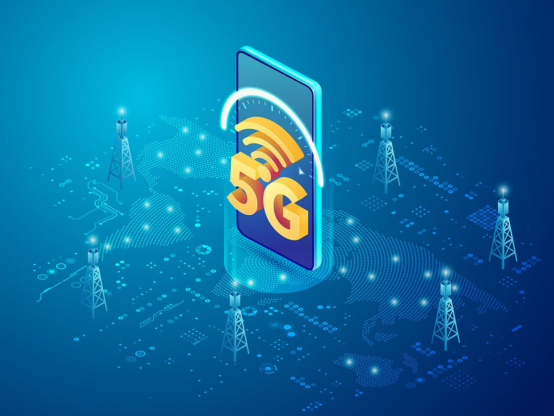 5g wireless towers