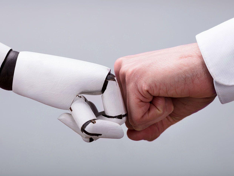 A casual Q&A with a robotics PR expert and a robotics journalist