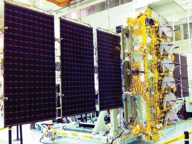 Google Aims for Billion Dollar Satellite Fleet to Spread Internet Access