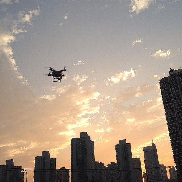 You Probably Shouldn't Expect City Repairing Drones Any Time Soon