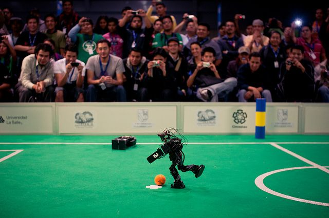 Japan Wants 2020 Robot Olympics Alongside Human Olympics