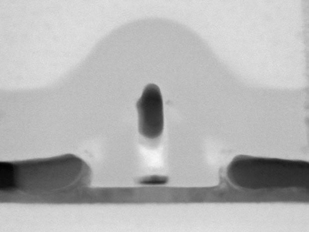 A silicon nanowire transistor used as a qubit