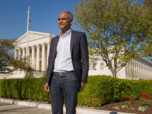 Supreme Court Debates Aereo's Fate, Future of TV and Cloud