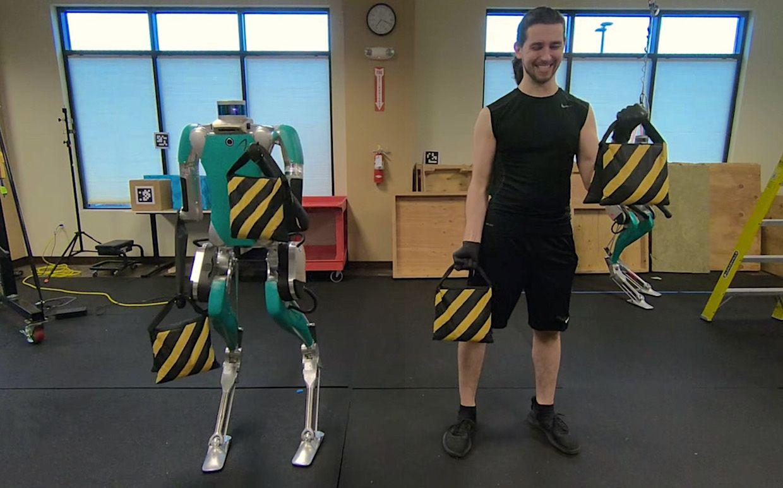 Agility Robotics' Digit robot