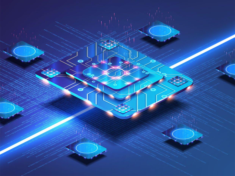 AI chip designing itself
