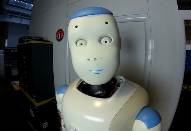 Video Friday IROS 2014: Humanoid Eyes, Drones With Arms, and Printable Robots