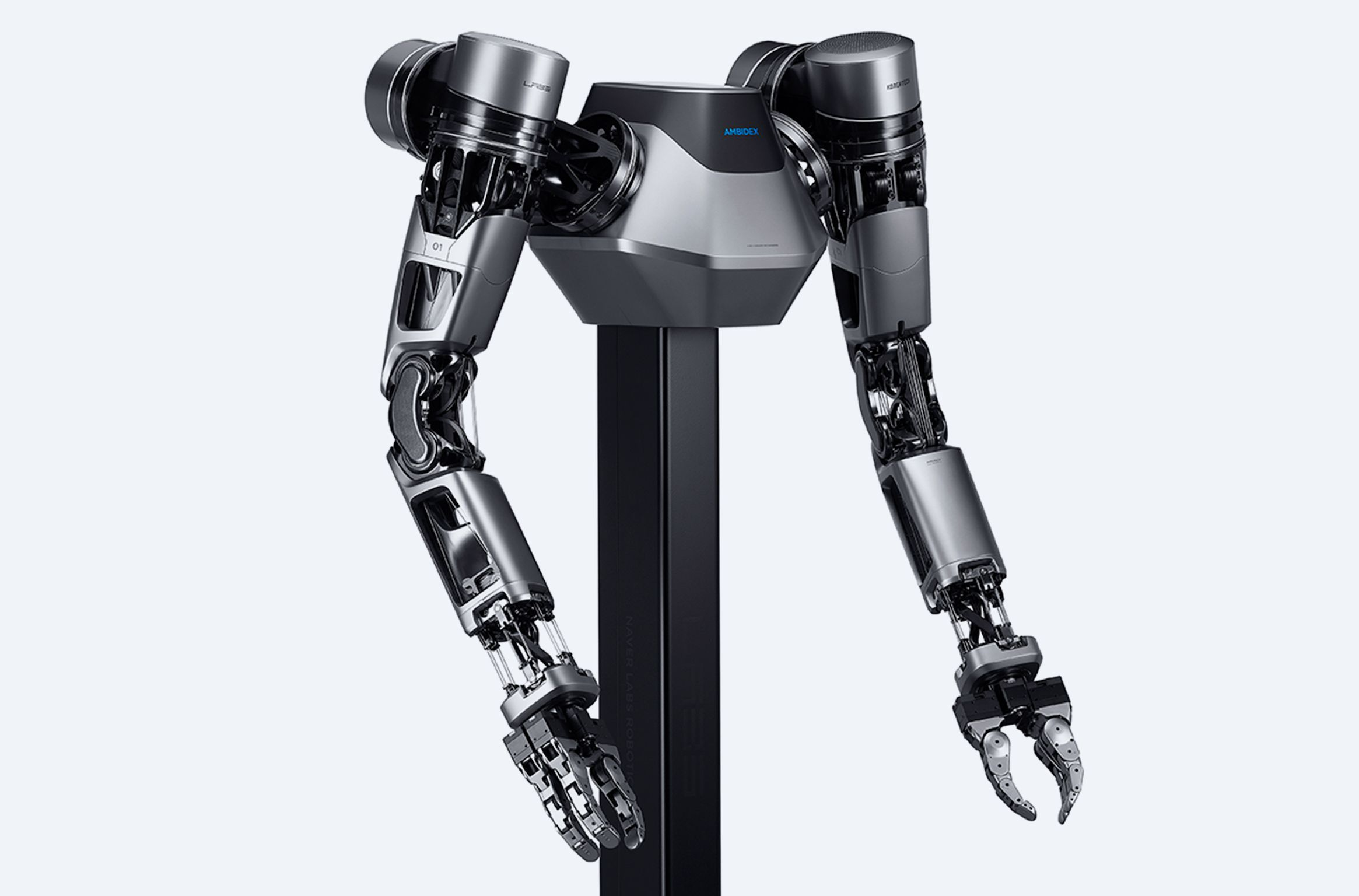 AMBIDEX cable-driven robot arm