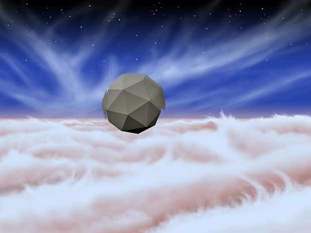 Windbot Could Float Through the Clouds of Jupiter