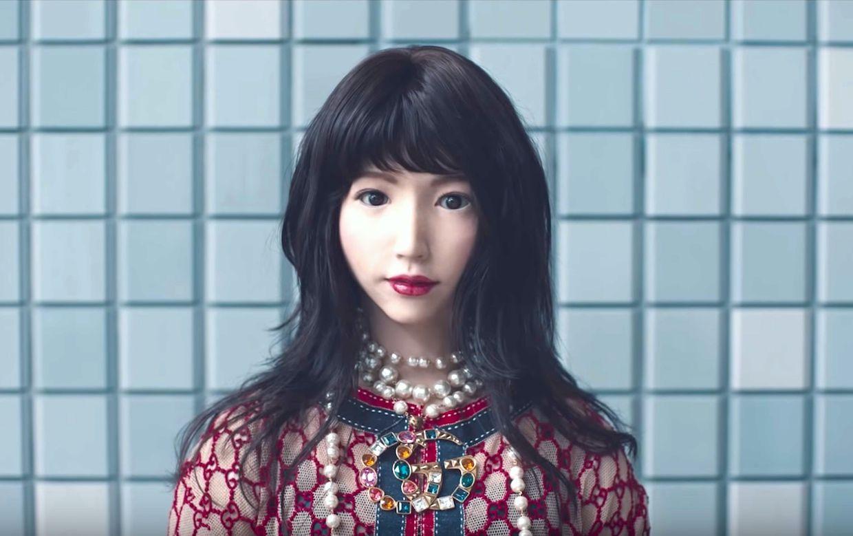 Android Erica, created by Hiroshi Ishiguro