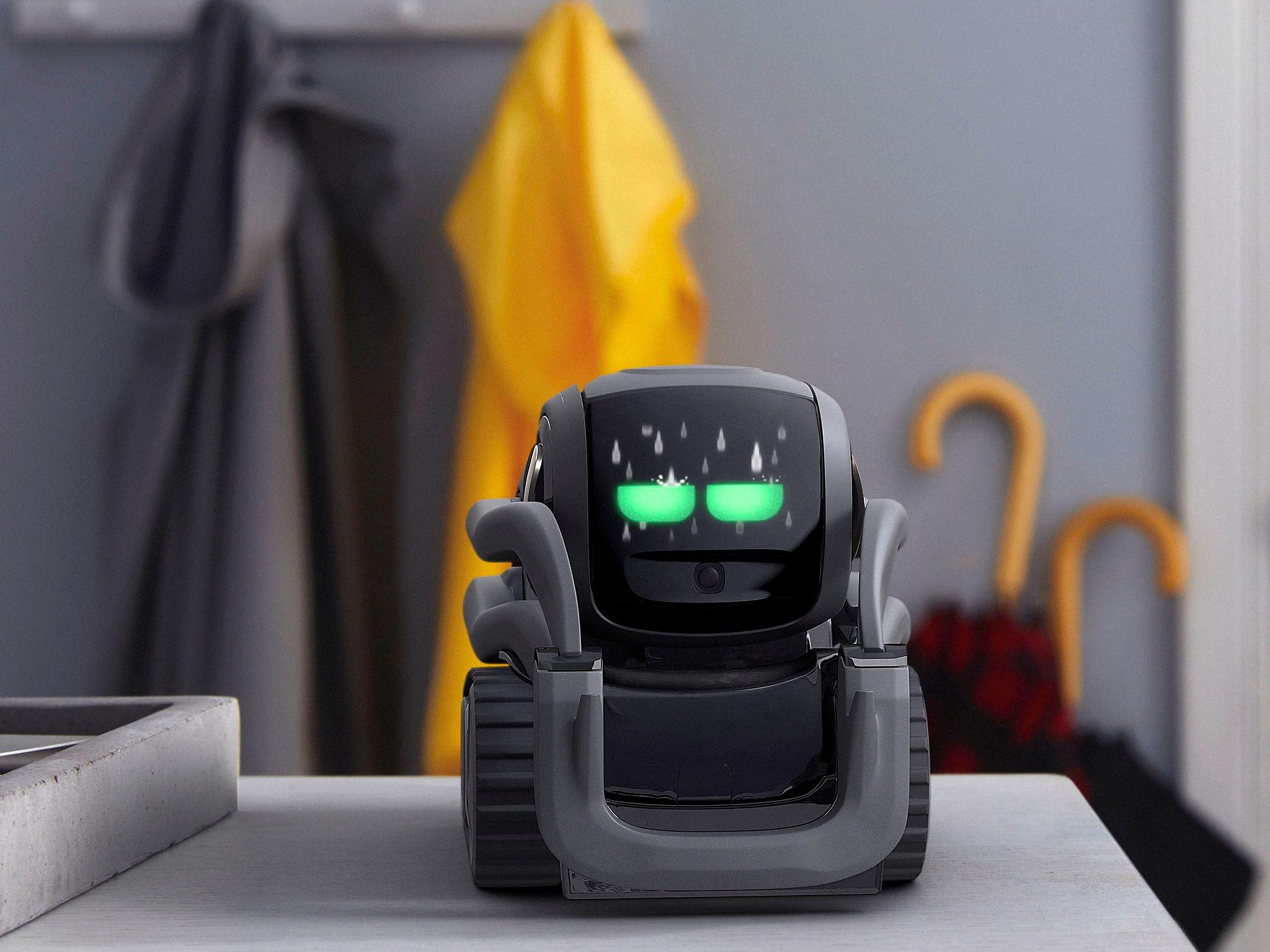 Anki's Vector robot
