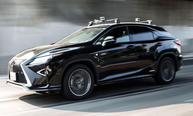 Apex.AI car