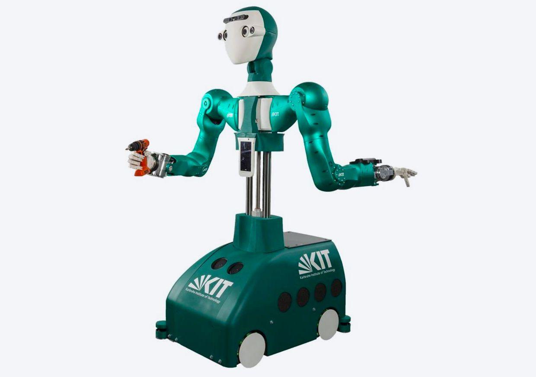 ARMAR-6 robot