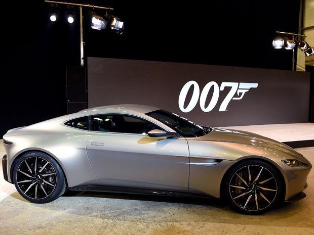 Aston Martin DB10 sportscar