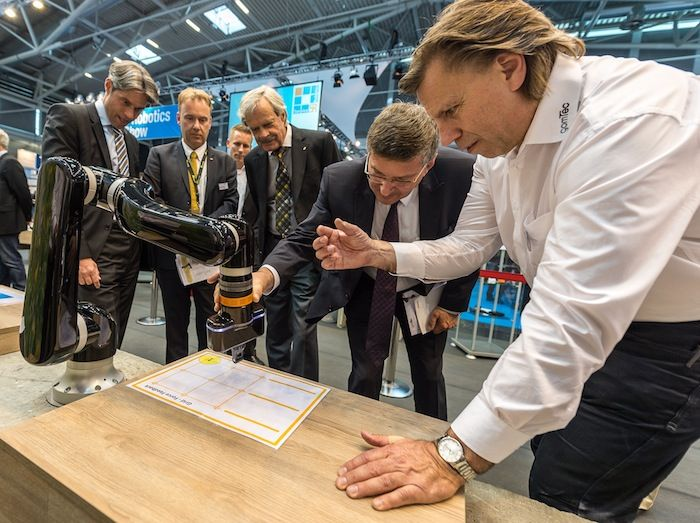 Who Is Gomtec, the Collaborative Robotics Company Acquired by ABB?