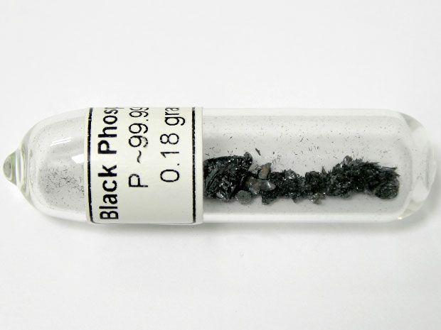 Black Phosphorus Ampoule