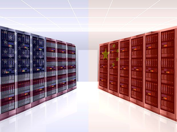 China and the United States Tied for Number of Top 500 Supercomputers
