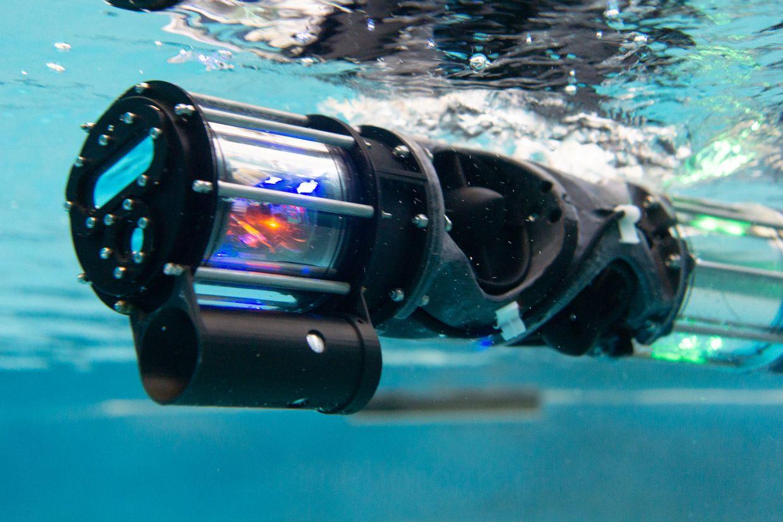CMU Underwater Snakebot