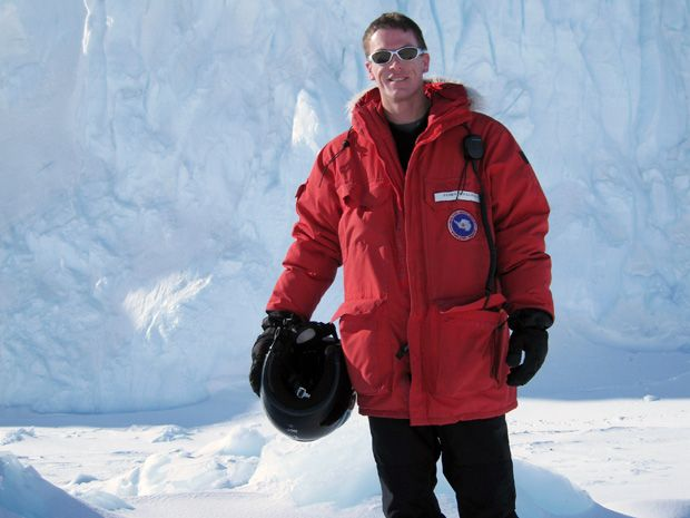 What It Takes to Be an Antarctic Engineer