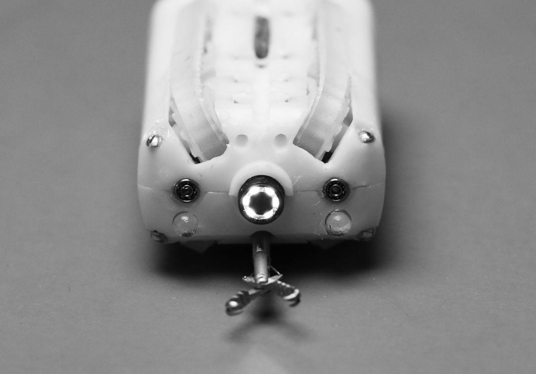 Colonoscopy robot