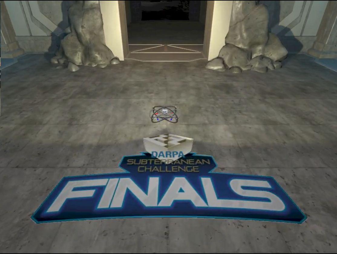 DARPA SubT virtual final