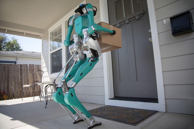 Digit robot from Agility Robotics