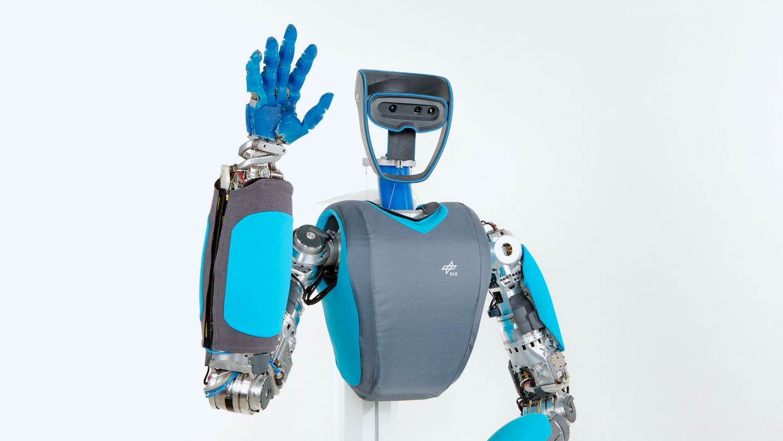 DLR's David humanoid