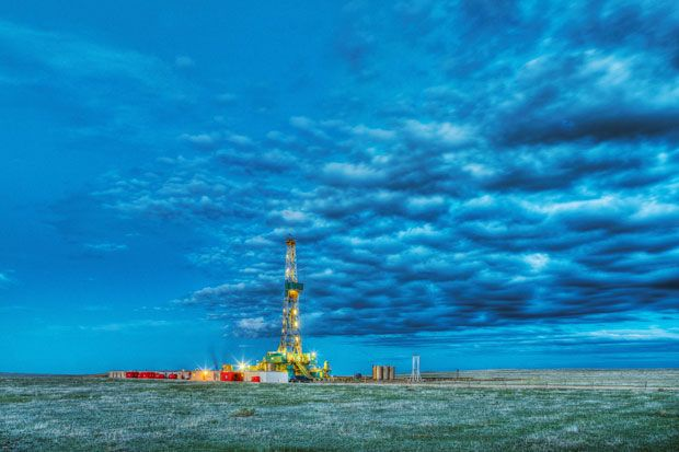 Does it leak? Natural gas fracking sites will be one of the satellite's targets.