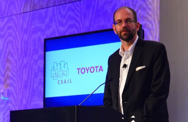 Gill Pratt Discusses Toyota's AI Plans and the Future of Robots and Cars