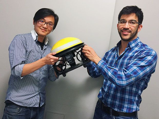Stanford AI Grads Launch Low(ish)-Cost Underwater Robot