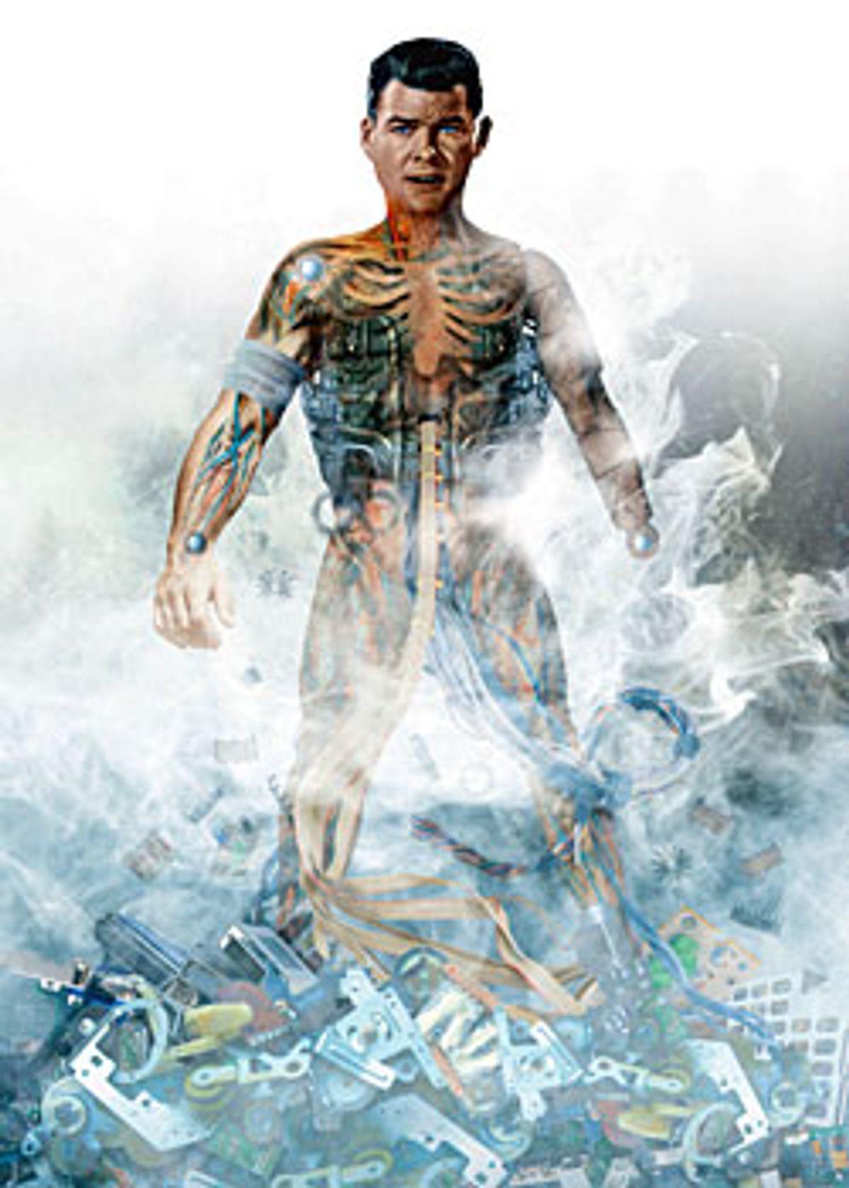 Illustration of human