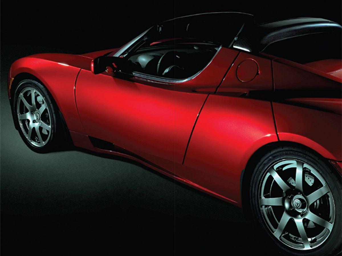 Top 10 Tech Cars of 2007