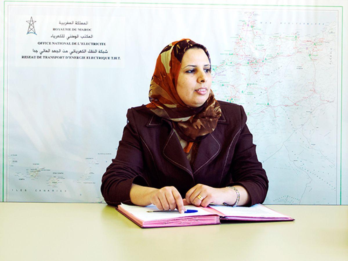 Fatima Mansouri