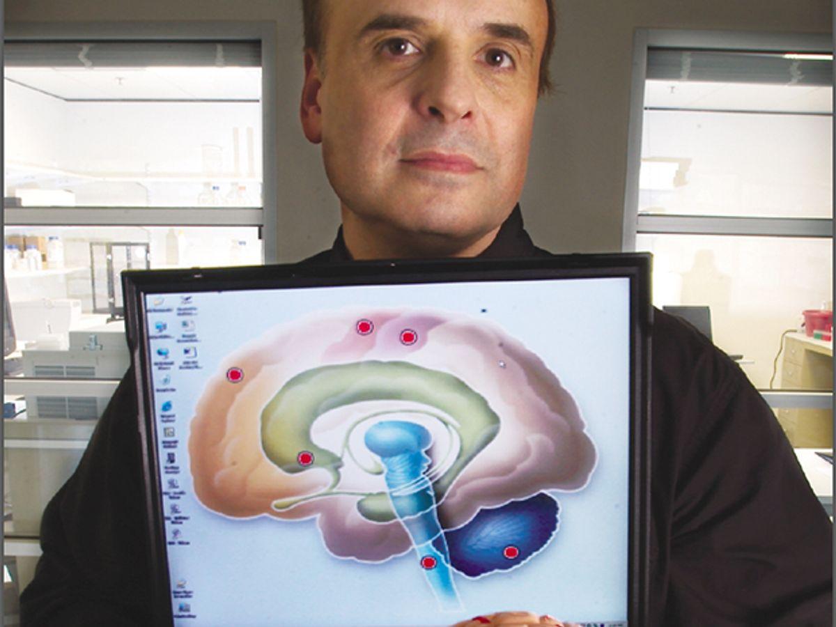 photo of Mark Boguski