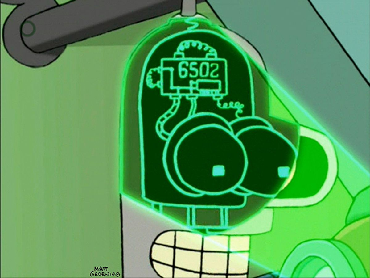 """Futurama"" tm and © 2009 Twentieth Century Fox Film Corporation. All rights reserved."