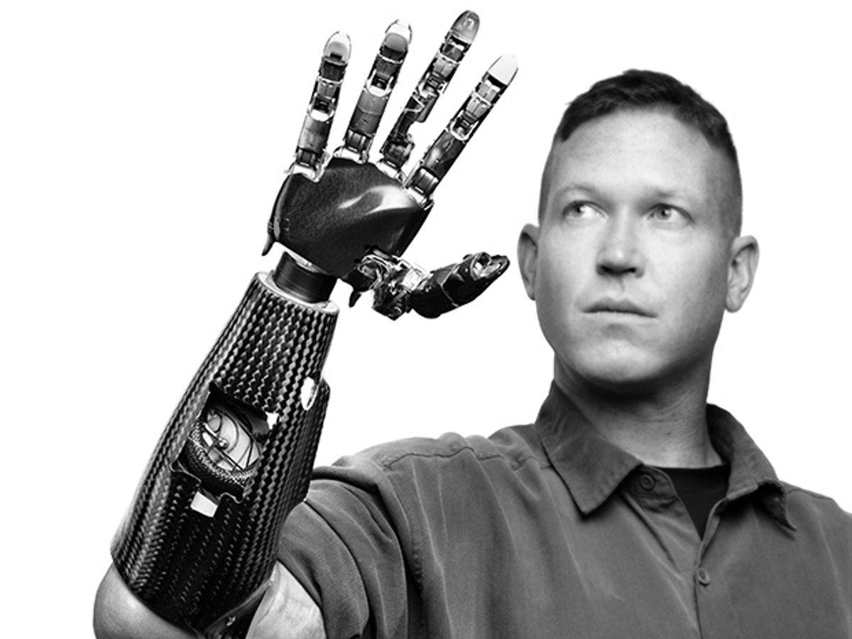 Jonathan Kuniholm, an engineer at Duke University.