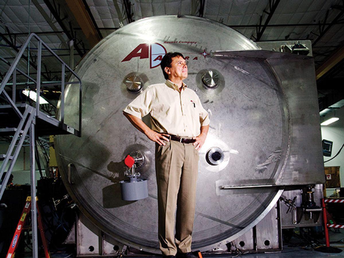 Franklin R. Chang Díaz