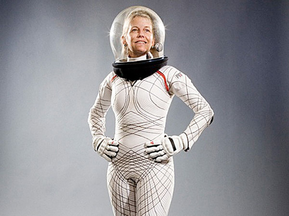 What to Wear on Mars