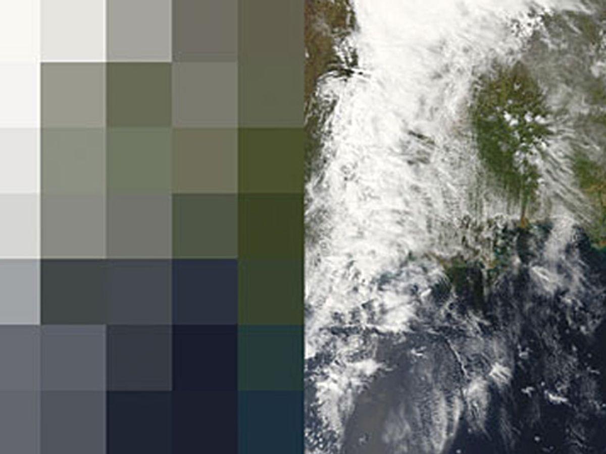 Image: Irina Efremova/iStockphoto; NASA