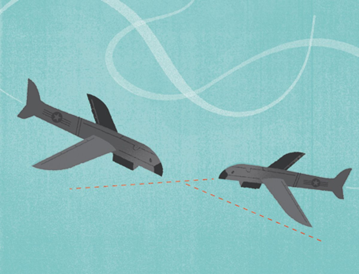 Drone Aircraft: How the Drones Got Their Stingers