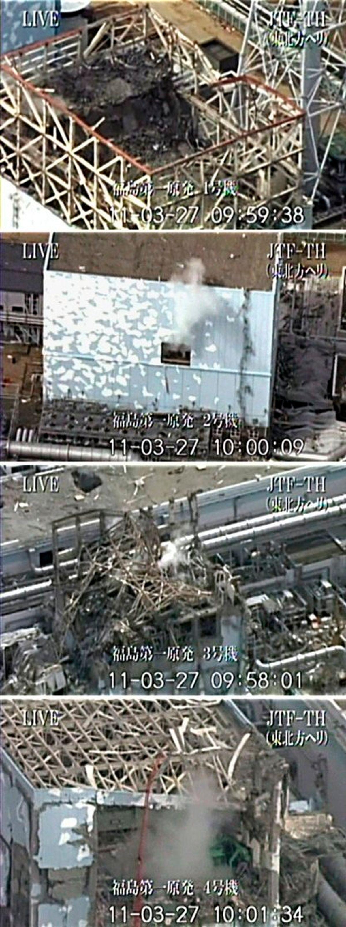 Contaminated Water Discovered in Tunnels at Fukushima Plant