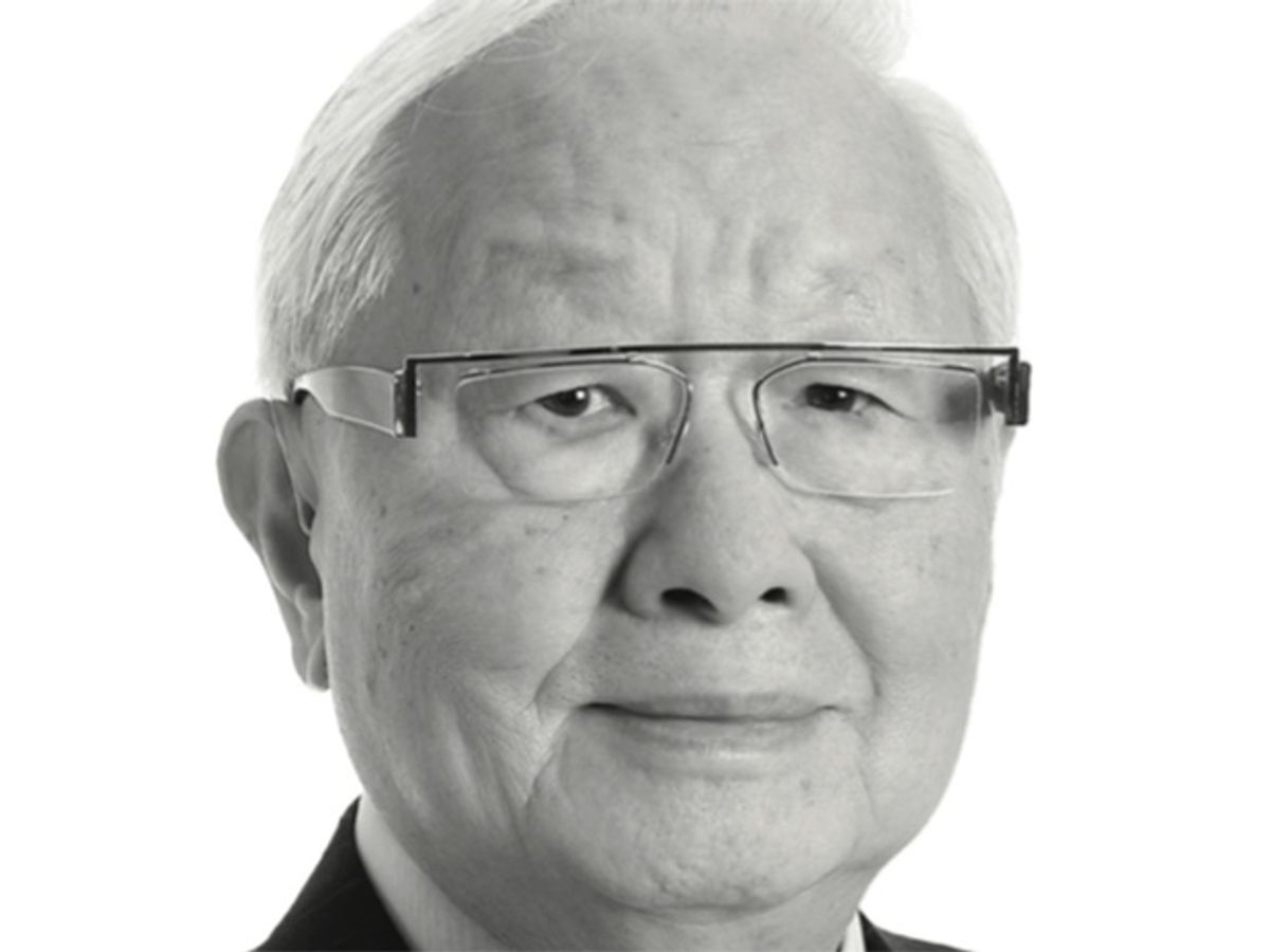 Morris Chang: Foundry Father
