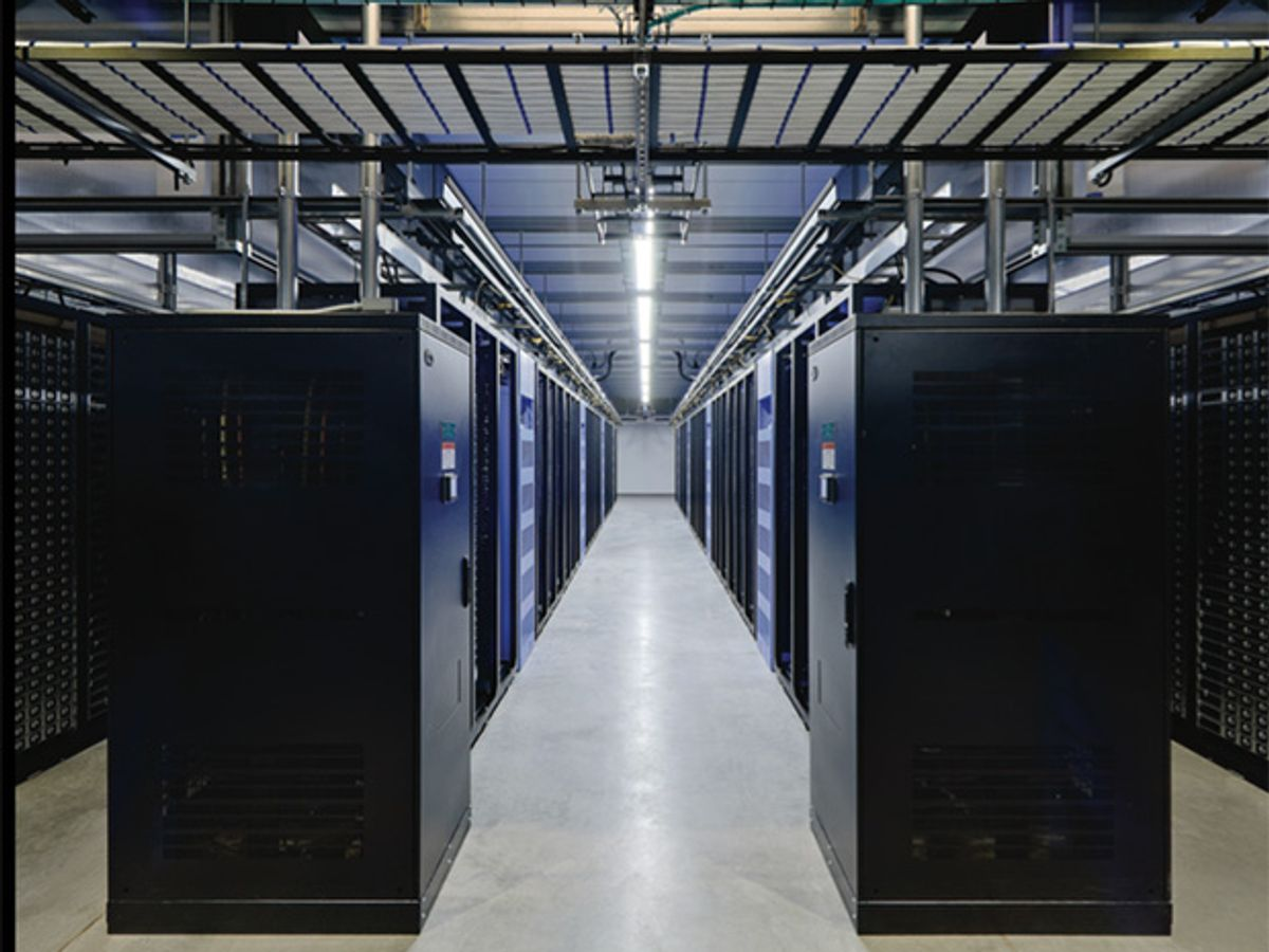 Under the Hood at Google and Facebook