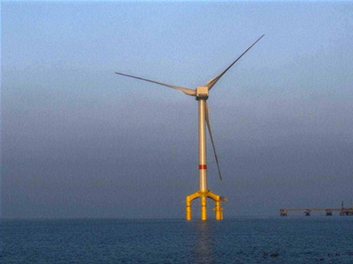 Offshore Update: Wind Power Momentum Builds