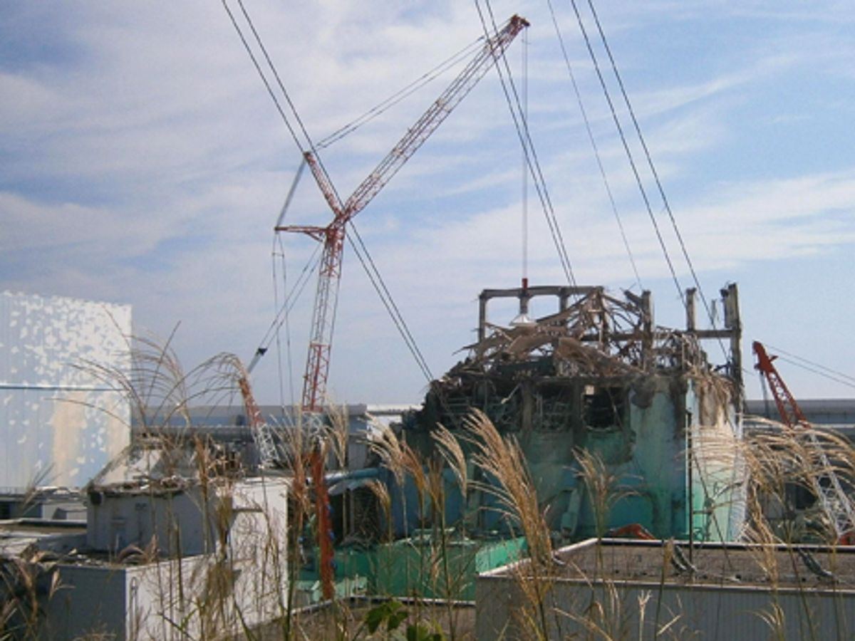 Core Cooling System Working at Two Fukushima Reactors