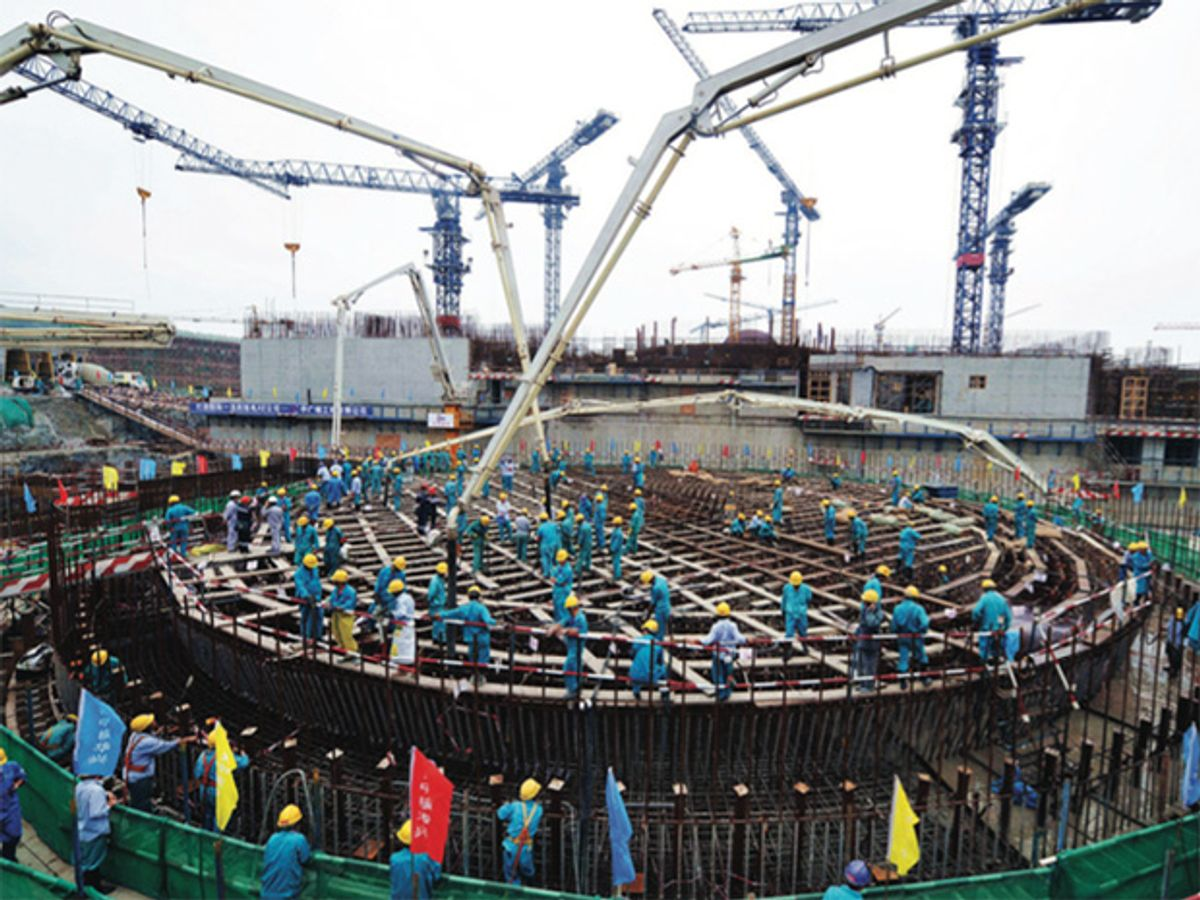 China Doubles Down on Nuclear Power