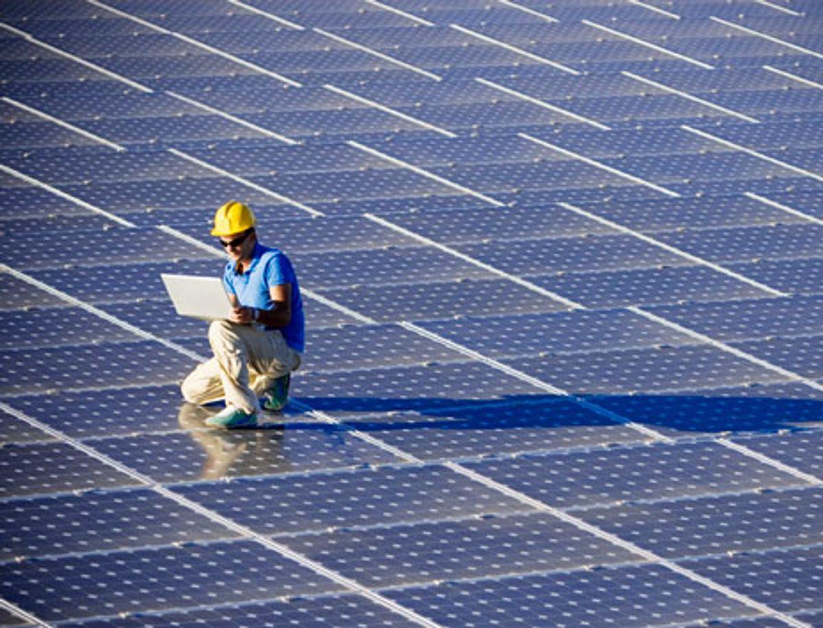 Solar Seven Sue China over Trade Violations
