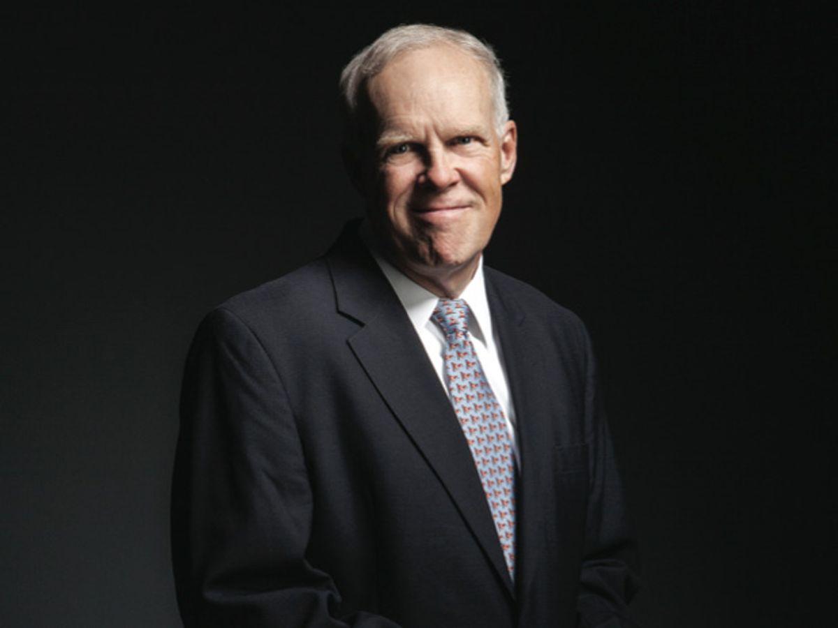 Photo of John L. Hennessy