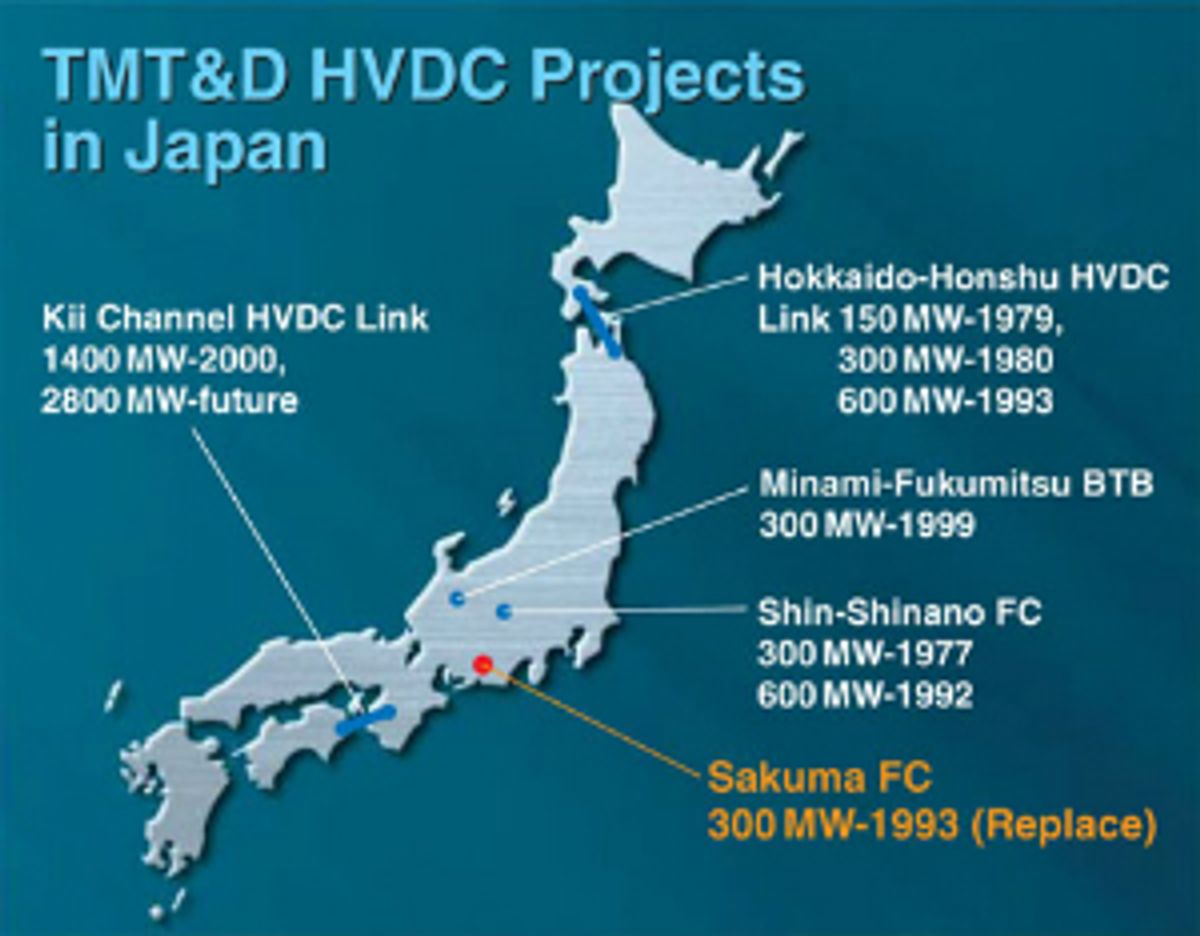 Electrical Upgrade Prescribed for Japan's Crimped Power Grid
