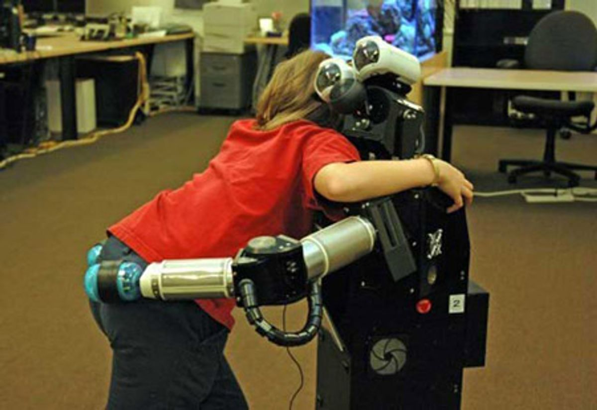 Do Kids Care If Their Robot Friend Gets Stuffed Into a Closet?